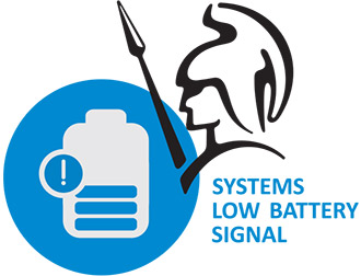 Systems Low Battery Signal